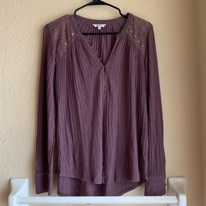 Lucky Brand   Boho Style Long Sleeve